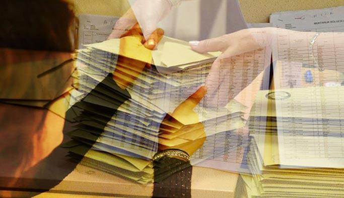 Listelerde yer alan 68 bin kişiye oy kullanmak yasak