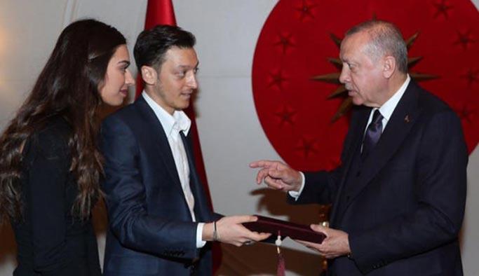 Mesut ve Amina'nın Erdoğan'ı düğüne davet etmesi Almanları çıldırttı