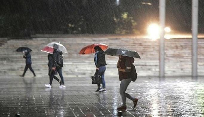 Meteorolojiden 41 ile  sağanak yağış uyarısı