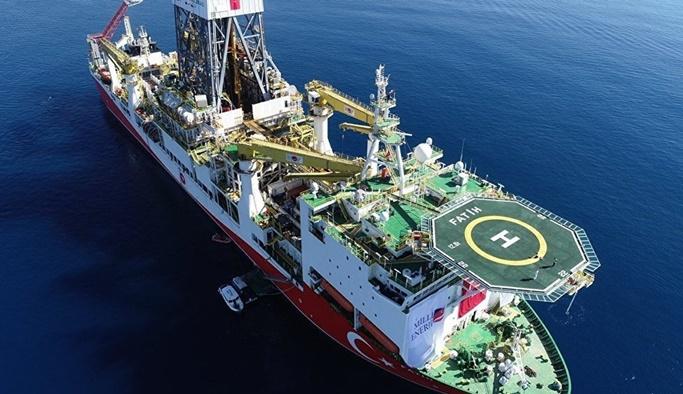 Akdeniz'de doğalgaz arayan Türkler hakkında tutuklama kararı