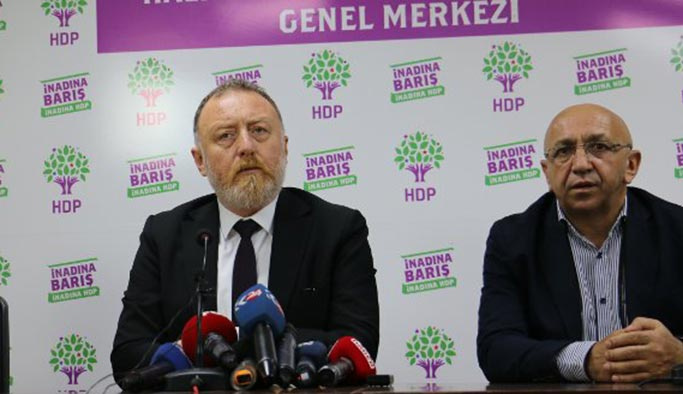 Seçim sonrası HDP'nin ilk talebi belli oldu