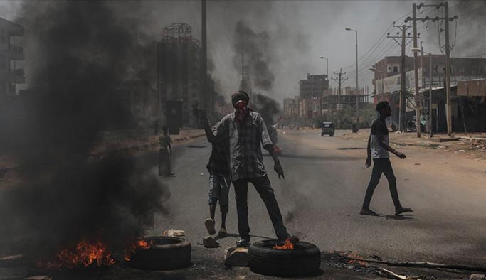 Sudan'da ölü sayısı 108'e yükseldi