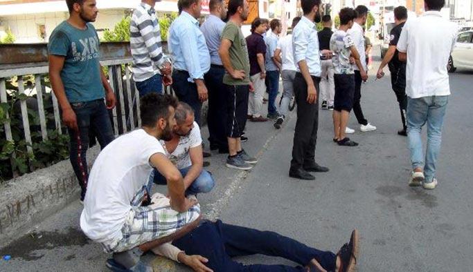 Suriyelilere karşı nefret dilinin sonucu: Kurşun yağdırdılar