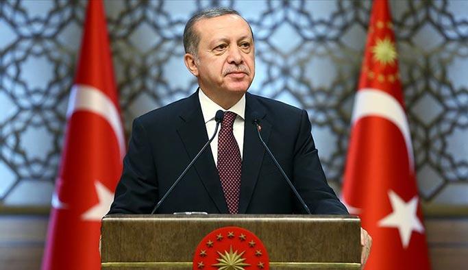 'Suriyelilere maaş veriliyor' iddiasına Erdoğan'dan yalanlama