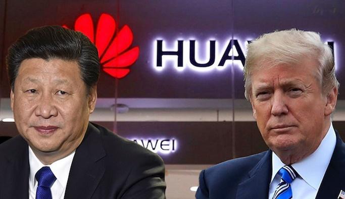 Trump'tan Huawei yaptırımlarında geri adım sinyali