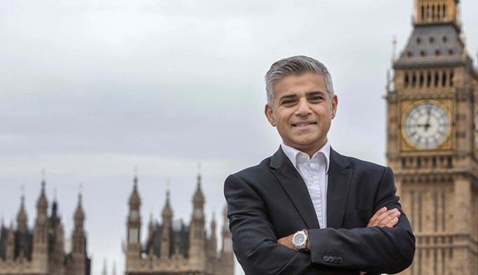 Trump'tan Londra'nın Müslüman belediye başkanına hakaret