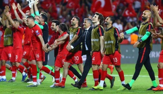 Milli Takım İzlanda'da 2-1 yenildi