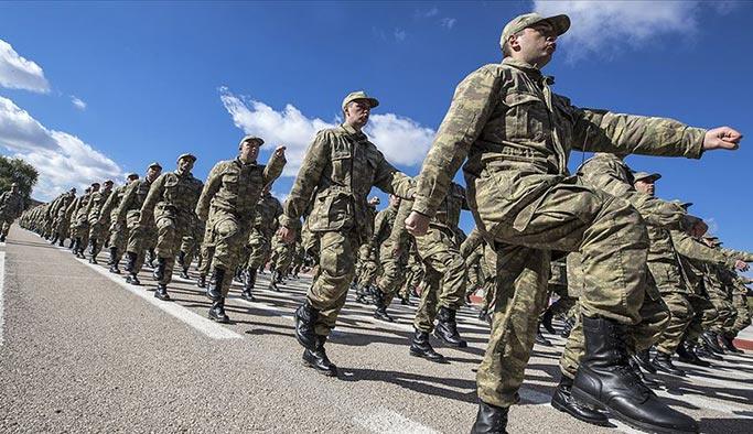 Yeni askerlik sistemi önemli maddeleri kabul edildi