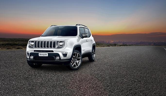 Yeni Jeep Renegade uygun fiyatla Türkiye'de