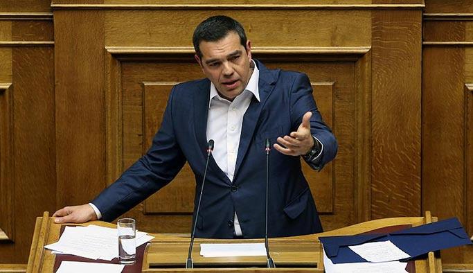 Yunan Başbakanı Çipras Türkiye'yi tehdit etti