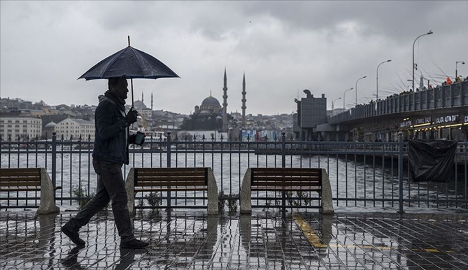 11 Temmuz hava durumu - Meteorolojiden yağış uyarısı
