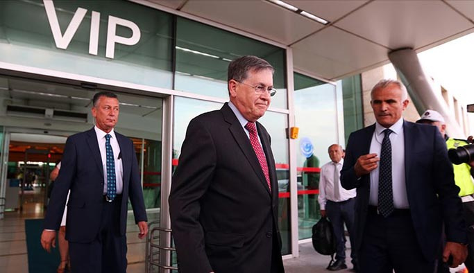 Yeni ABD Büyükelçisi Ankara'ya geldi