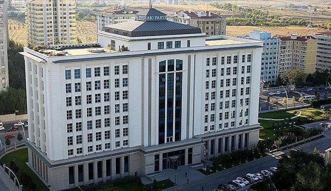 AK Parti Genel Merkezi'nde kritik toplantı