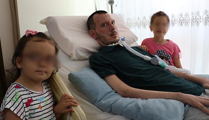 ALS hastası eşini terk etti, üstüne bir de nafaka alıyor