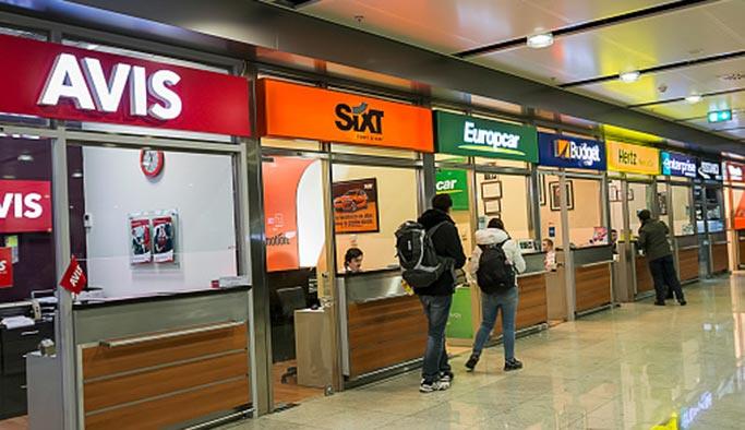 Antalya Havalimanı rent a car araç kiralama fiyat