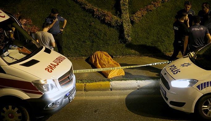 Beyoğlu'nda yol kenarında ceset bulundu