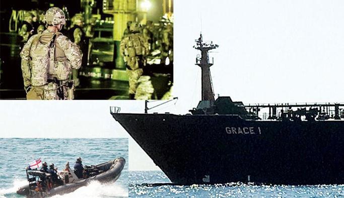 Cebelitarık'ta tanker krizi: İspanya şikayete hazırlanıyor