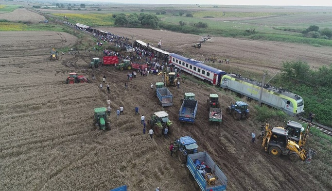 Çorlu'daki tren kazası davasında yeni gelişme