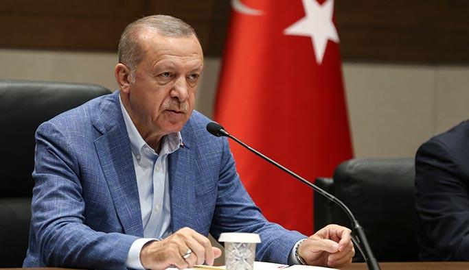 Cumhurbaşkanı Erdoğan medya yöneticileri ile buluştu