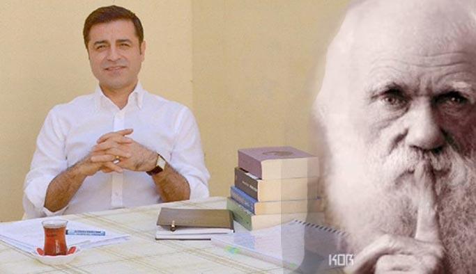 Demirtaş 'evrim teorisini anlatan kitabı' önerdi