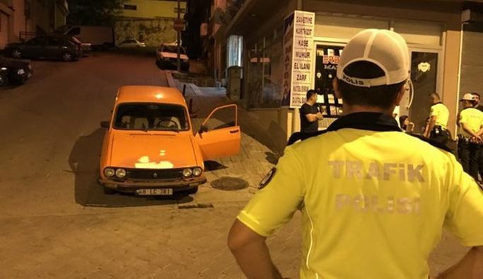 Drift yapan trafik magandasına rekor ceza
