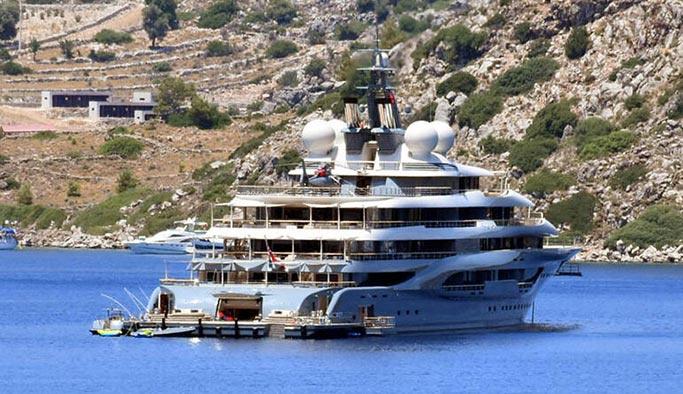 Dünyanın en zengin adamı tatil için Türkiye'yi seçti