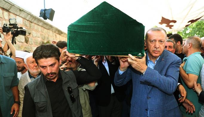 Erdoğan, merhum Eygi'nin vasiyetini açıkladı
