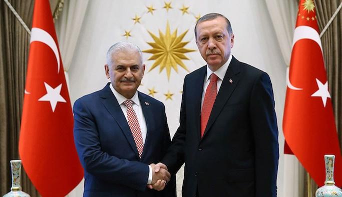 Erdoğan'dan Yıldırım'a yeni görev sinyali
