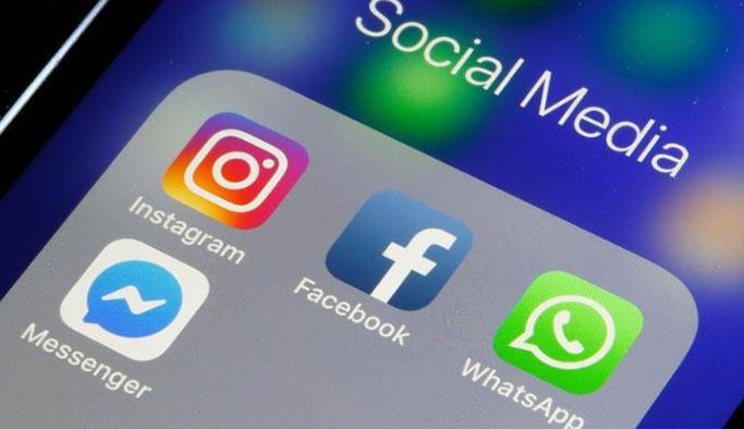 Facebook, İnstagram ve WhatsApp'ta erişim sorunu