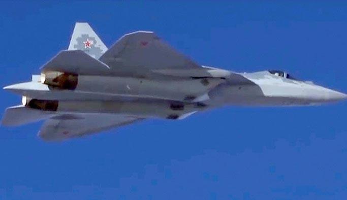 Güney Kore, Rus uçağına ateş açtı
