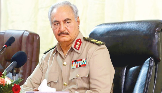 Hafter Libya'da yeni bir katliam peşinde