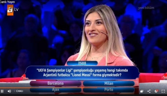 Hangi takımda Arjantinli futbolcu Lionel Messi forma giymektedir?