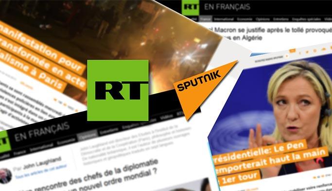 İngiltere'de 'Rus basını uzantıları'na yasak