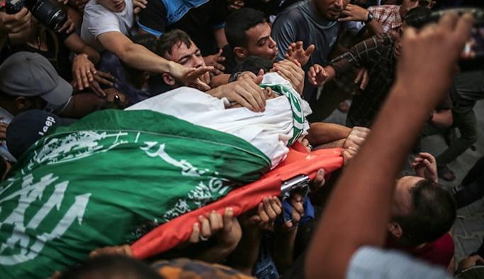 İsrail 6 ayda 16 Filistinli çocuğu şehit etti