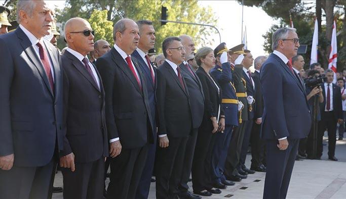Kıbrıs Barış Harekatı 45'inci yılında anılıyor