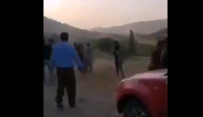 Kürdistan köylüleri PKK'lıları köylerine sokmadı, kovdu
