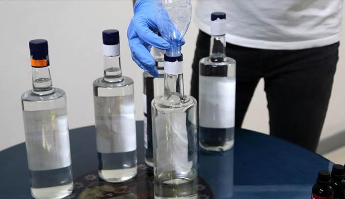Sahte içki yapılan 'Metil alkol' ölüm saçıyor