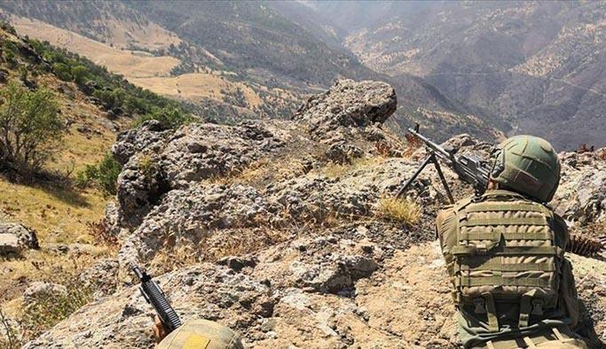 Pençe'de son durum: Üç terörist mağarada ölü bulundu