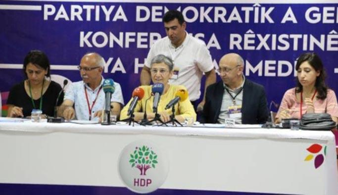 'Pençe'den rahatsız olan HDP'den Barzani'ye çağrı