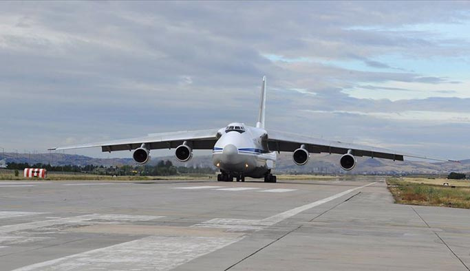 S-400 sevkiyatında son durum: 7. uçak da indi