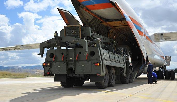 S-400 teslimatından ilk görüntüler