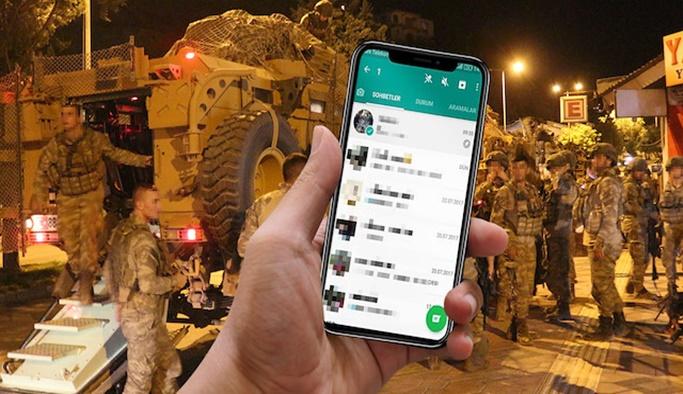 Suriye'ye operasyon öncesi TSK'dan telefon uyarısı
