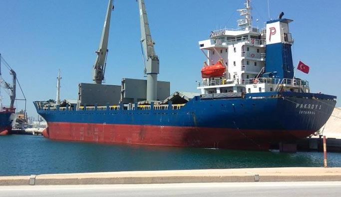 Türk gemisine korsan saldırısı, 10 kişi kaçırıldı