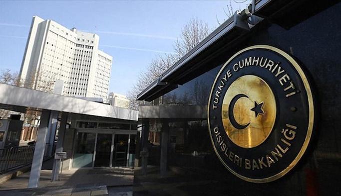 Türkiye'den KKTC'nin önerisine tam destek veriyoruz