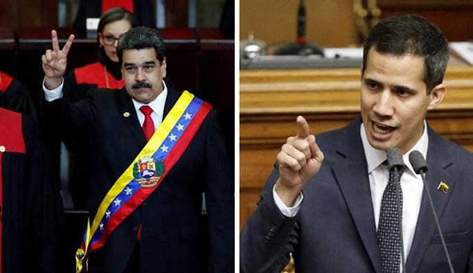 Venezuela'da yeni gelişme, diyalog çağrısı yaptı
