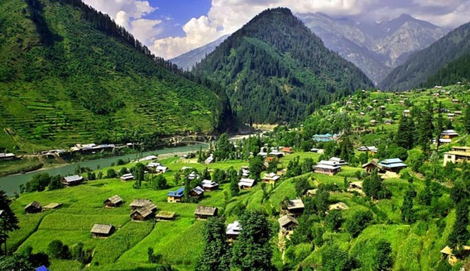 Where is Kashmir, what is the problem of Kashmir?