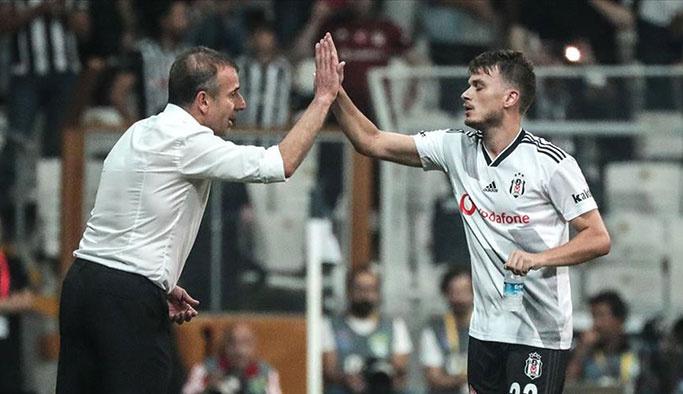 Beşiktaş sezonun ilk galibiyetini aldı