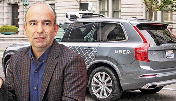 FETÖ firarisi gazeteci UBER sürücüsü oldu