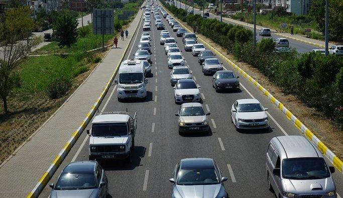 İstanbul'a dönüşler başladı