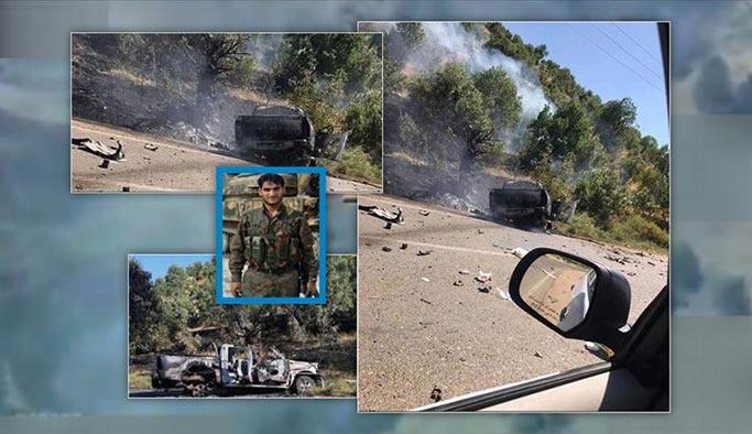 MİT ve TSK Irak'ta iki saldırganı daha öldürdü